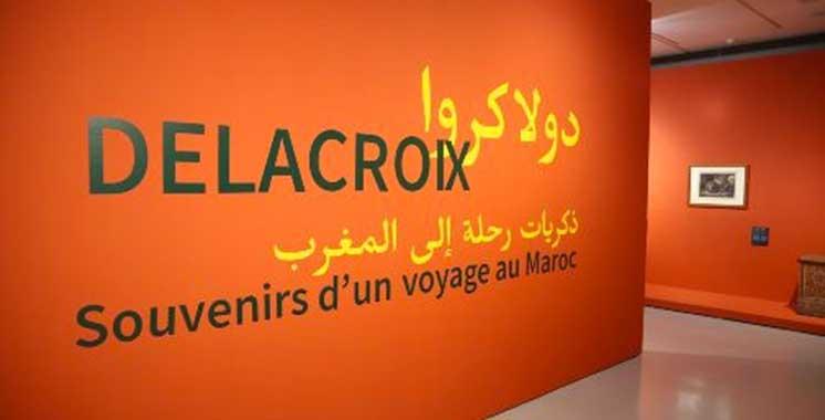 La FNM propose un accès  gratuit à l'exposition «Delacroix» du 4 au 10 octobre