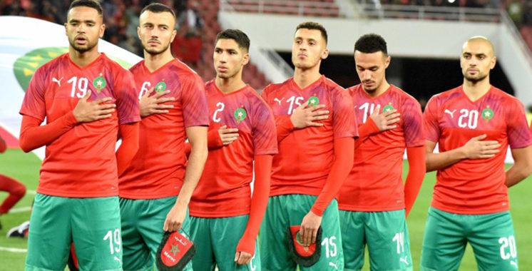 Qualifications africaines au Mondial-2022 : Le Maroc entame sa campagne face au Soudan