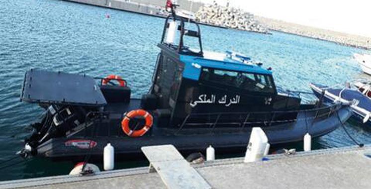 Jorf Lasfar : 15 rêveurs de l'eldorado dépossèdent un pêcheur de sa barque