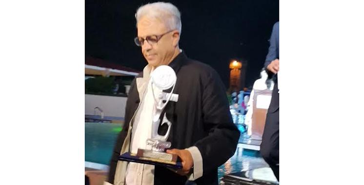 Jamal Souissi : «Ce nouveau prix représente beaucoup pour moi»