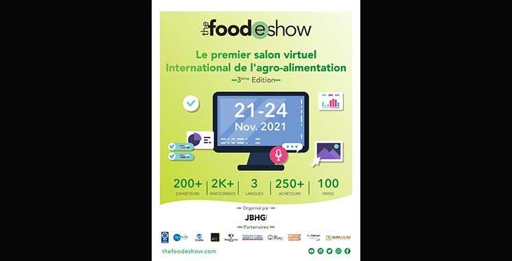 3ème FoodEshow: La créativité  et la durabilité à l'honneur