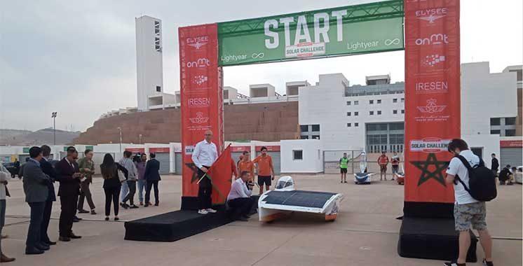 En présence de 400 participants : Coup d'envoi à Agadir du Solar Challenge Morocco 2021