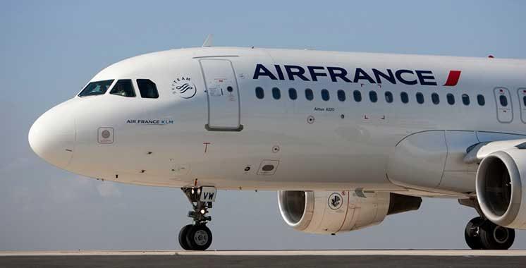 Lancée par Air France : La liaison Tanger-Paris Charles de Gaulle prolongée pour l'hiver 2021