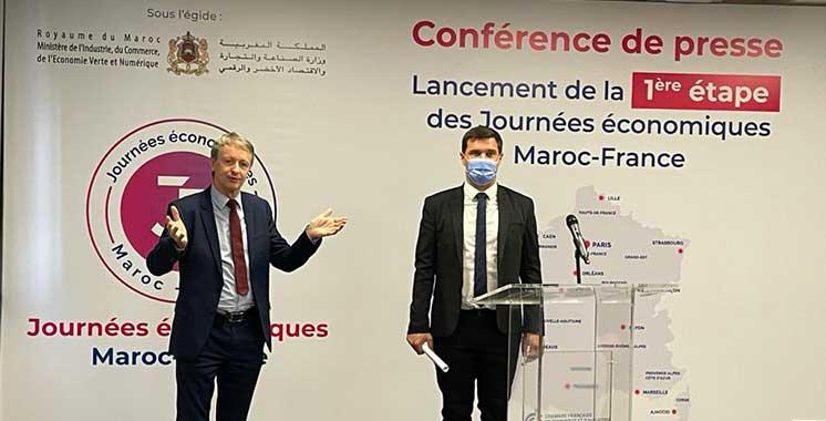 Une première étape annoncée le 8 octobre à Paris : Lancement des Journées Économiques Maroc-France
