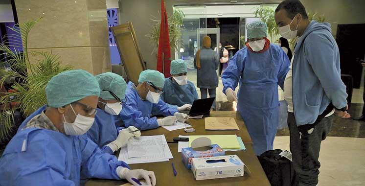 Covid-19 / Maroc : La situation épidémiologique au 13 octobre 2021 à 16H00