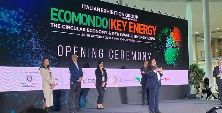 Ecomondo et Key Energy ouvrent leurs  portes en Italie