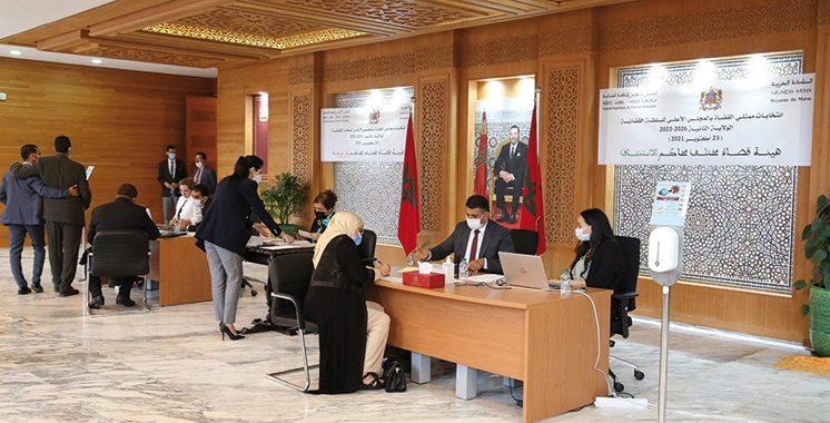Les élus des magistrats au Conseil supérieur du pouvoir judiciaire connus