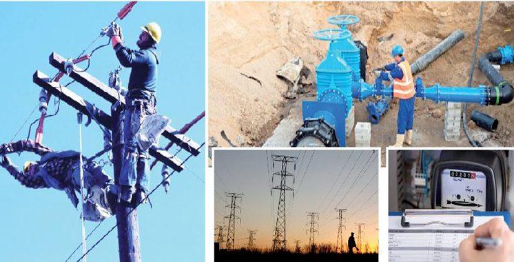 Sociétés régionales d'eau et d'électricité : Course contre la montre