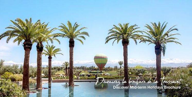 Détente et fêtes au rendez-vous : Fairmont Royal Palm Marrakech dévoile son offre pour l'automne