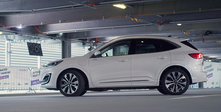 Stationnement autonome / Service de voiturier automatisé : Ford innove et impressionne