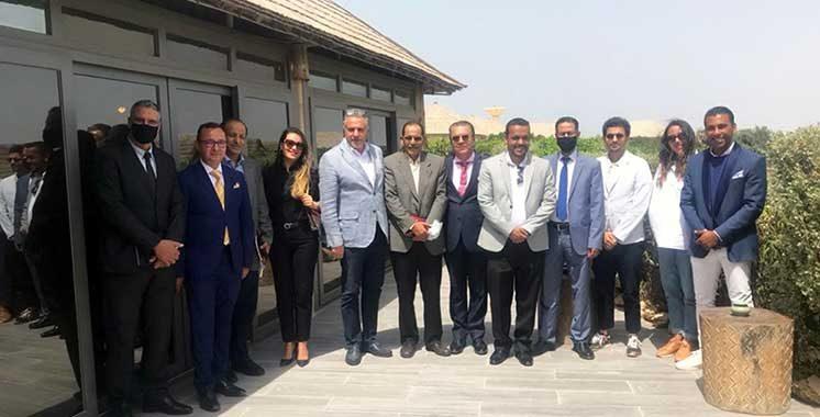 Roadshow de la CNT : Hamid Bentahar et ses équipes à l'écoute des acteurs de l'industrie touristique de Dakhla