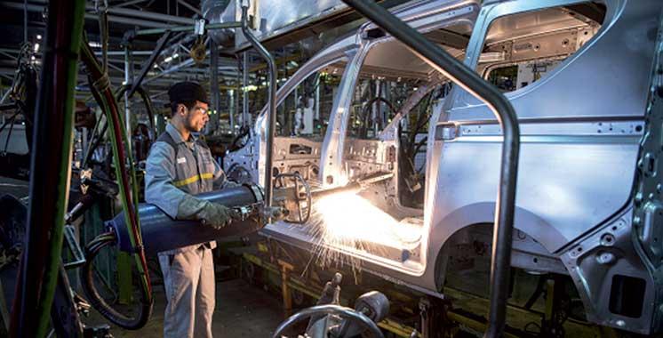 Industries manufacturières :  Légère hausse de l'indice des prix  à la production en août