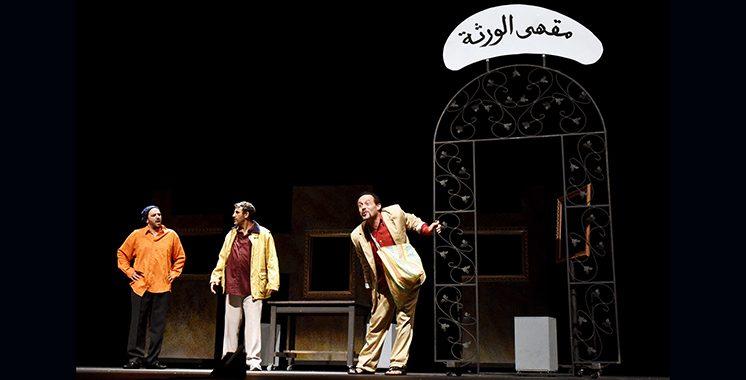 Une pièce de théâtre initiée par l'association Issil : «Kasma» en nouvelle tournée pour cibler les partis politiques