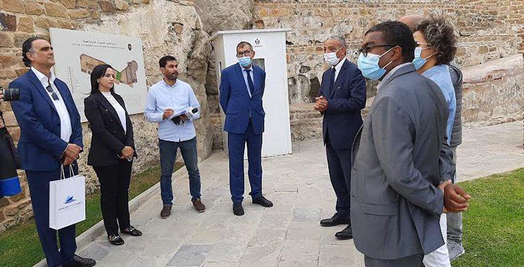 Le Centre d'interprétation des fortifications de Tanger bientôt fin prêt