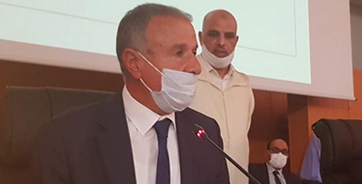 Mohamed Zahidi du RNI élu président du Conseil provincial d'El-Jadida