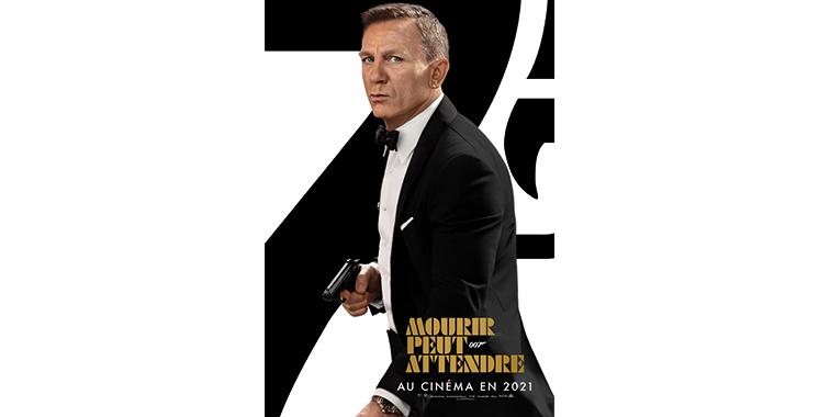 «Mourir peut attendre», à la version James Bond !