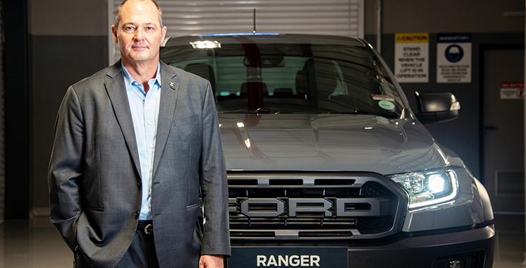 Ford Motor Company : Neale Hill aux commandes de la région Afrique