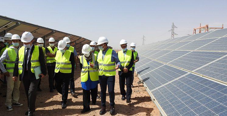 Un gisement considérable de l'énergie solaire à Erfoud, Zagora et Missour