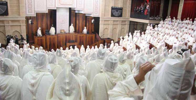 Parlement: La présence sera réduite à un nombre limité des élus