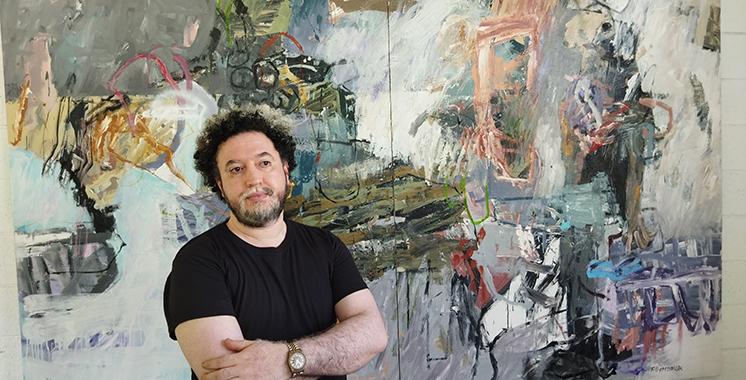 Fouad Chardoudi expose «L'éloge du chaos»