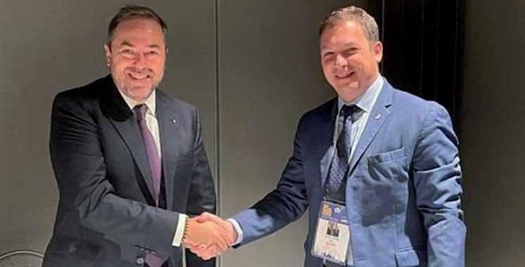 RAM signe un  accord de  coopération avec  la compagnie aérienne El Al
