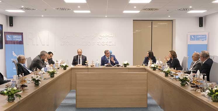 Première réunion de la direction du RNI après la nomination du gouvernement