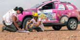 Rallye Aicha des Gazelles : Hajar Elbied et Malika Ajaha, grandes gagnantes à bord d'un Duster