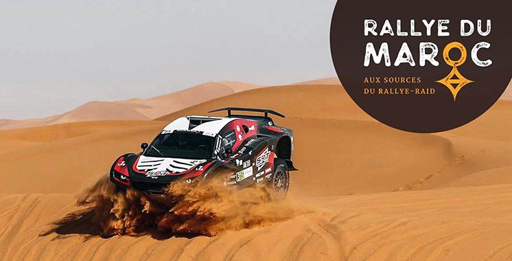 Rallye du Maroc : 260 participants à l'édition 2021