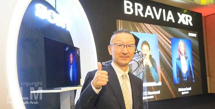 Premiers téléviseurs à intelligence cognitive au monde : Les téléviseurs Sony Bravia XR désormais  disponibles au Maroc