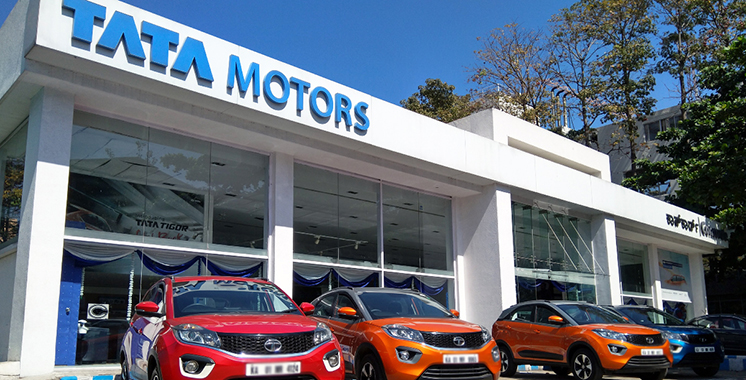 Tata Motors : Les ventes mondiales en hausse de 24% au T2-21