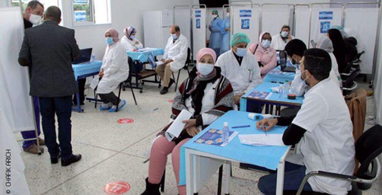 Le plan d'Ait Taleb pour accélérer la vaccination
