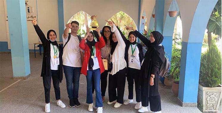 Réalisé par des lycéens : Vivo Energy Maroc met à l'honneur un projet solaire