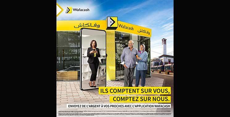Wafacash lance une application de transfert d'argent de l'Europe vers l'Afrique