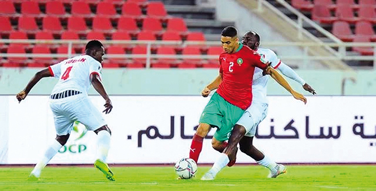 Éliminatoires Qatar 2022 : Le Maroc face à une semaine cruciale