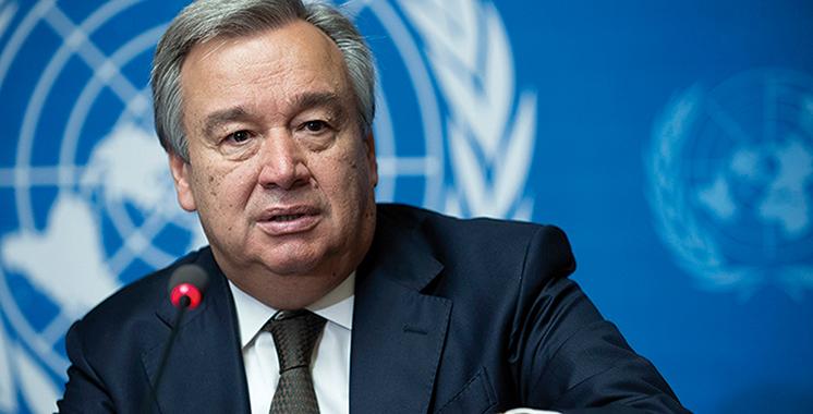 Le rapport du SG de l'ONU citant une lettre royale : Les actions du Maroc à El Guerguarat sont  irréversibles
