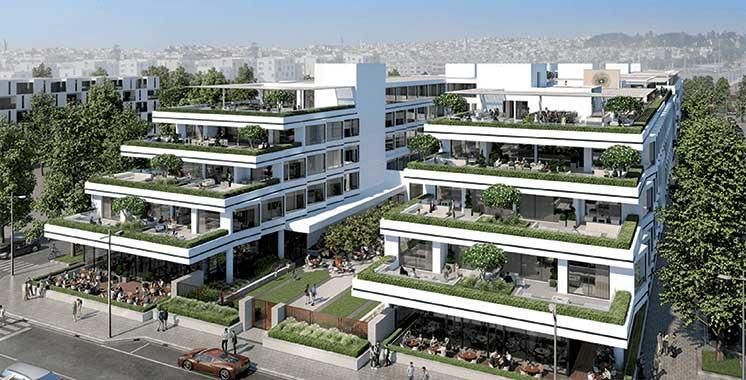 Un hôtel Fairmont la marina Rabat-Salé pour  faire de la région une destination multiculturelle