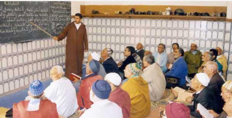 Alphabétisation: 300.000 bénéficiaires dans les mosquées en 2021-2022