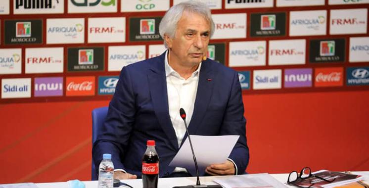 Qualifications africaines au Mondial-2022 Vahid Halilhodzic dévoile la liste des joueurs retenus
